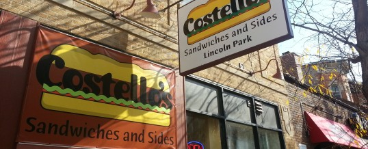 Costello's Sandwiches and Sides